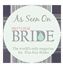 pretty pear bride