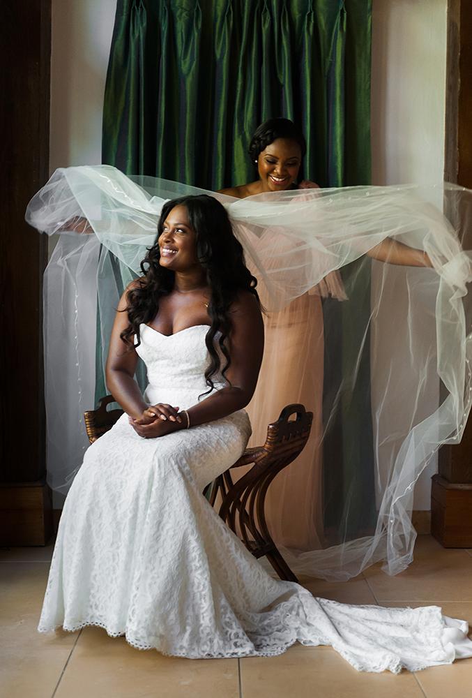 Destination Wedding Makeup Artist : Rochelles Destination Wedding Negril Beach, Jamaica ...